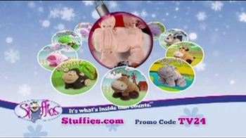 Stuffies Holiday Savings Event TV Spot, 'Tongue Twisters' - Thumbnail 5