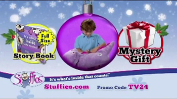 Stuffies Holiday Savings Event TV Spot, 'Tongue Twisters' - Thumbnail 6