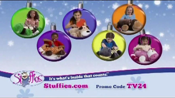 Stuffies Holiday Savings Event TV Spot, 'Tongue Twisters' - Thumbnail 7