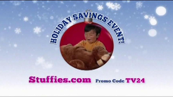 Stuffies Holiday Savings Event TV Spot, 'Tongue Twisters' - Thumbnail 8