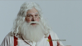 Ancestry.com TV Spot 'Santa & the Tooth Fairy' - Thumbnail 1