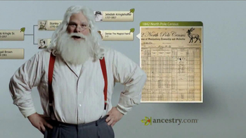 Ancestry.com TV Spot 'Santa & the Tooth Fairy' - Thumbnail 3