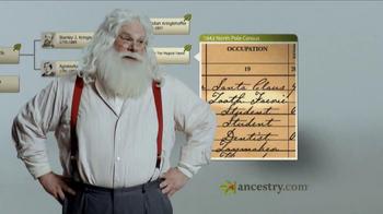 Ancestry.com TV Spot 'Santa & the Tooth Fairy'