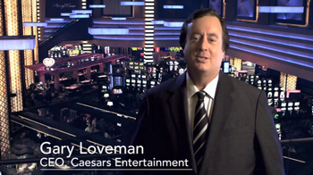 Caesar\'s Palace TV Spot, \'Play Responsibly\'