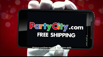 Party City TV Spot, 'Holiday Party: Costumes' - Thumbnail 9