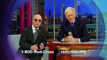 CBS TV Spot Featuring  Paul Shaffer and David Letterman - 3 commercial airings