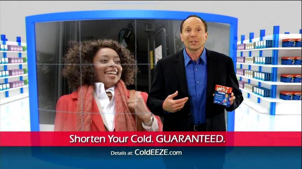 Cold EEZE Cold Remedy TV Commercial, 'Pharmacy'