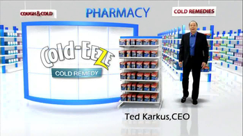 Cold EEZE Cold Remedy TV Spot, 'Pharmacy' - Thumbnail 1