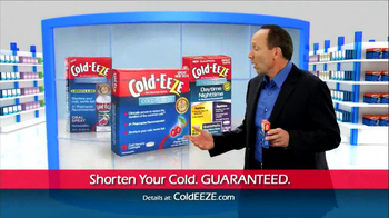 Cold EEZE Cold Remedy TV Spot, 'Pharmacy' - Thumbnail 9
