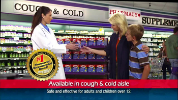 Cold EEZE Cold Remedy TV Spot, 'Pharmacy' - Thumbnail 4