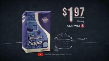 Safeway Deals of the Week TV Spot, 'Sweeter Holidays' - Thumbnail 5