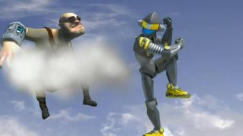 Skechers Mega-Flex TV Spot, 'Super Hero' - Thumbnail 5