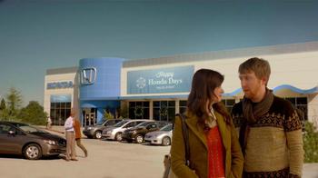 Honda Holidays Sales Event TV Spot, 'Dear Honda: Stubborn Dad' - Thumbnail 6