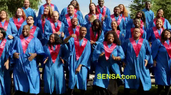 Sensa TV Spot, 'Choir Picnic'