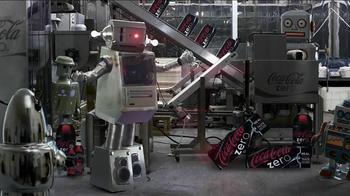 Coca-Cola Zero TV Spot, 'Robot' - Thumbnail 1