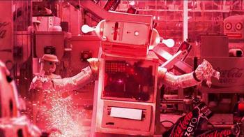 Coca-Cola Zero TV Spot, 'Robot' - Thumbnail 3