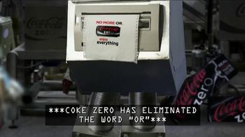 Coca-Cola Zero TV Spot, 'Robot' - Thumbnail 5