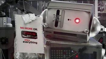 Coca-Cola Zero TV Spot, 'Robot' - Thumbnail 8