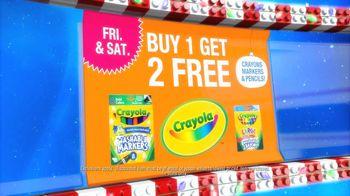 Toys R Us Update TV Spot, 'Big Brand Blitz: Crayola'