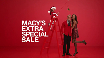 Macy's Extra Special Sale TV Spot, 'December' - 492 commercial airings