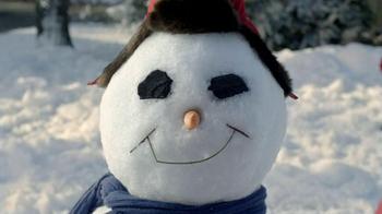 United States Postal Service USPS TV Spot, 'Snowman' - Thumbnail 1