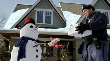 United States Postal Service USPS TV Spot, 'Snowman' - Thumbnail 10