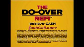 Cash Call Do-Over Refi TV Spot, '3.50%' - Thumbnail 2