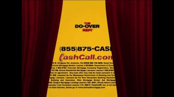 Cash Call Do-Over Refi TV Spot, '3.50%'