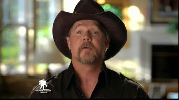 Wounded Warrier Project TV Spot, 'Ball of Fire' Featuring Trace Adkins - 197 commercial airings