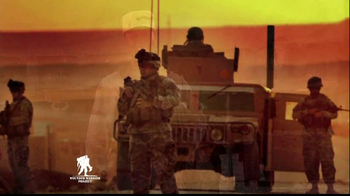 Wounded Warrier Project TV Spot, 'Ball of Fire' Featuring Trace Adkins - Thumbnail 1