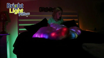 Bright Light Pillow Infomercial, 'Afraid of the Dark' - Thumbnail 3