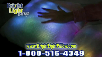 Bright Light Pillow Infomercial, 'Afraid of the Dark' - Thumbnail 4
