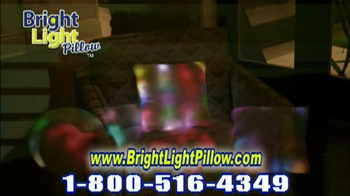 Bright Light Pillow Infomercial, 'Afraid of the Dark' - Thumbnail 5