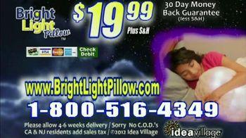 Bright Light Pillow TV Spot, 'Afraid of the Dark'