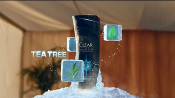 Clear Men Scalp Therapy TV Spot, 'Admire the Scalp'  - Thumbnail 7