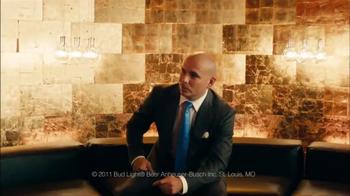 Bud Light TV Spot 'Bon, Bon Twist' Featuring Pitbull - Thumbnail 1