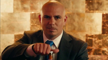 Bud Light TV Spot 'Bon, Bon Twist' Featuring Pitbull