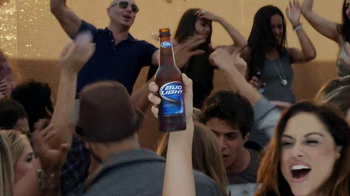 Bud Light TV Spot, 'Don't Stop the Party' Featuring Pitbull