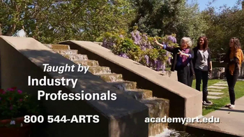 Academy of Art University TV Spot 'Architecture' - Thumbnail 4