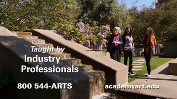 Academy of Art University TV Spot 'Architecture' - Thumbnail 5