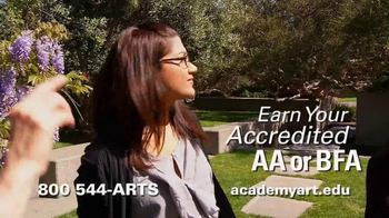 Academy of Art University TV Spot 'Architecture' - Thumbnail 7