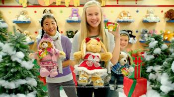 Build-A-Bear Workshop TV Spot, 'Bear Bucks Gift Card' - Thumbnail 4