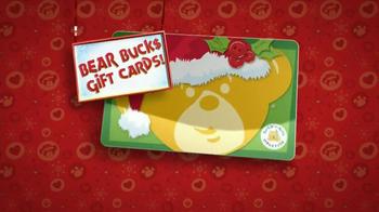 Build-A-Bear Workshop TV Spot, 'Bear Bucks Gift Card' - Thumbnail 6