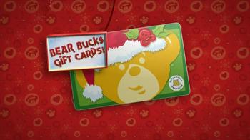 Build-A-Bear Workshop TV Spot, 'Bear Bucks Gift Card' - Thumbnail 7
