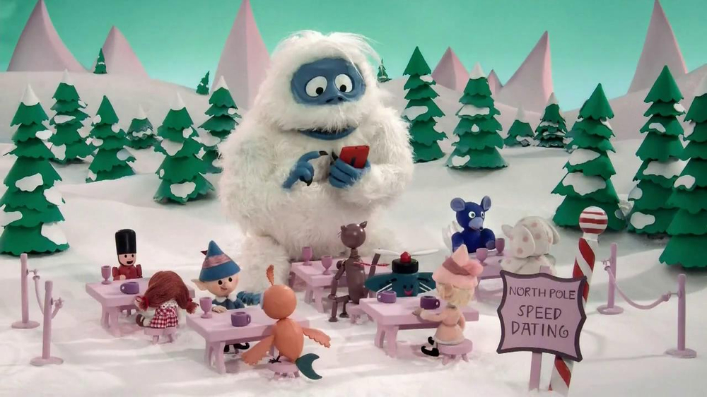 Microsoft Windows Phone TV Commercial 'Abominable Dating'