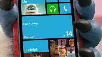 Microsoft Windows Phone TV Spot 'Abominable Dating' - Thumbnail 1