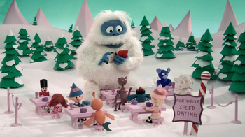 Microsoft Windows Phone TV Spot 'Abominable Dating'