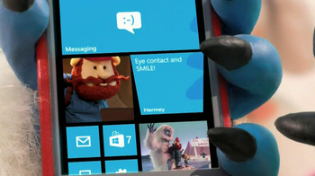 Microsoft Windows Phone TV Spot 'Abominable Dating' - Thumbnail 5
