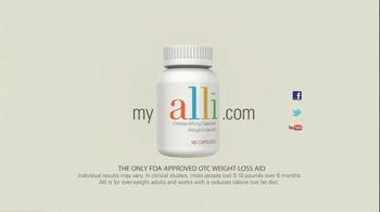 Alli TV Spot, 'Let's Fight Fat' - Thumbnail 8