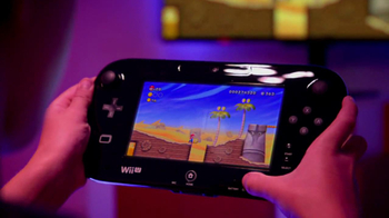 Nintendo Wii U TV Spot, 'Number One Holiday Gift' - Thumbnail 8
